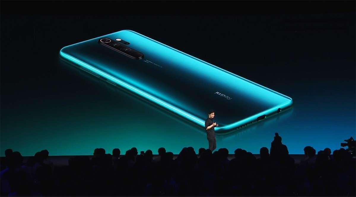 Камера на Redmi Note 8 Pro