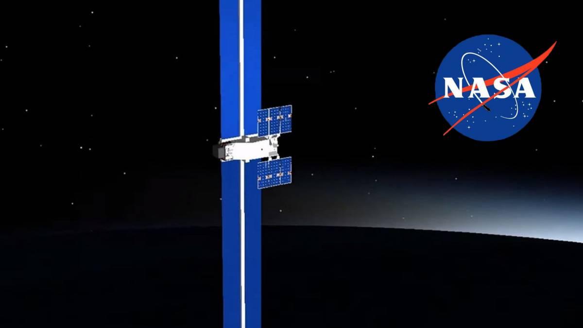 Космічний апарат NASA друкуватиме для себе запчастини прямо на орбіті (відео)