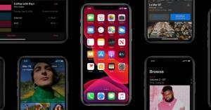 Технології iOS 13 вже доступна для встановлення, що в ній нового? apple iOS iphone новина смартфони