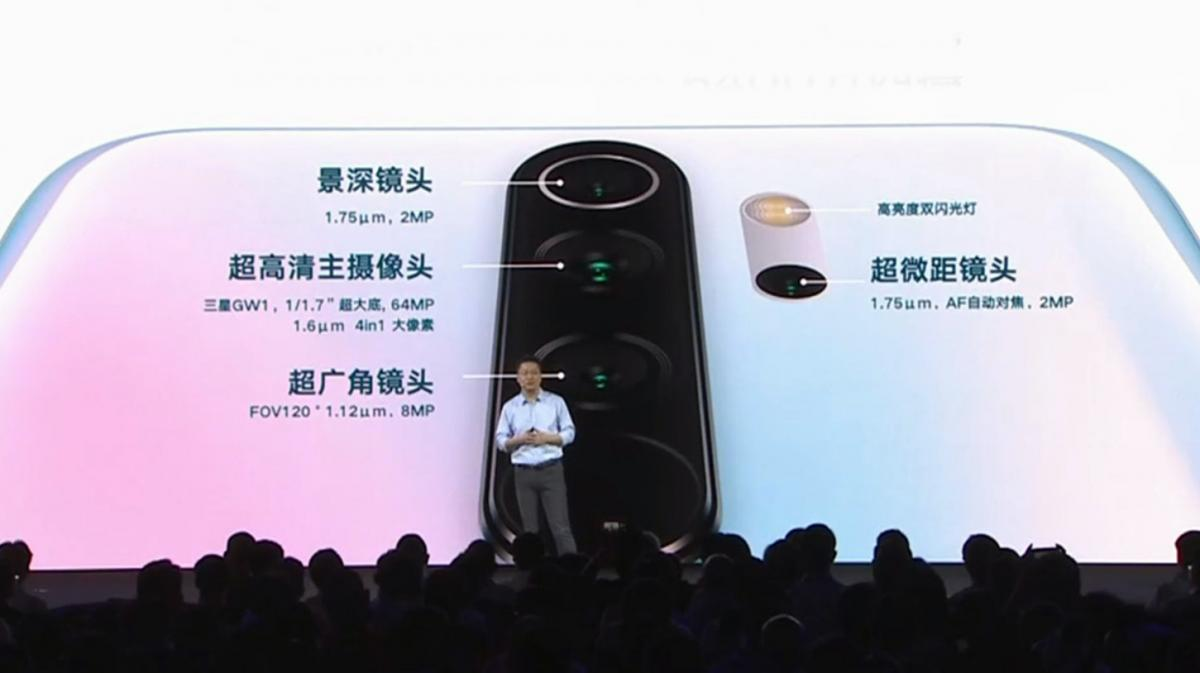 Камера на Xiaomi Redmi Note 8 Pro