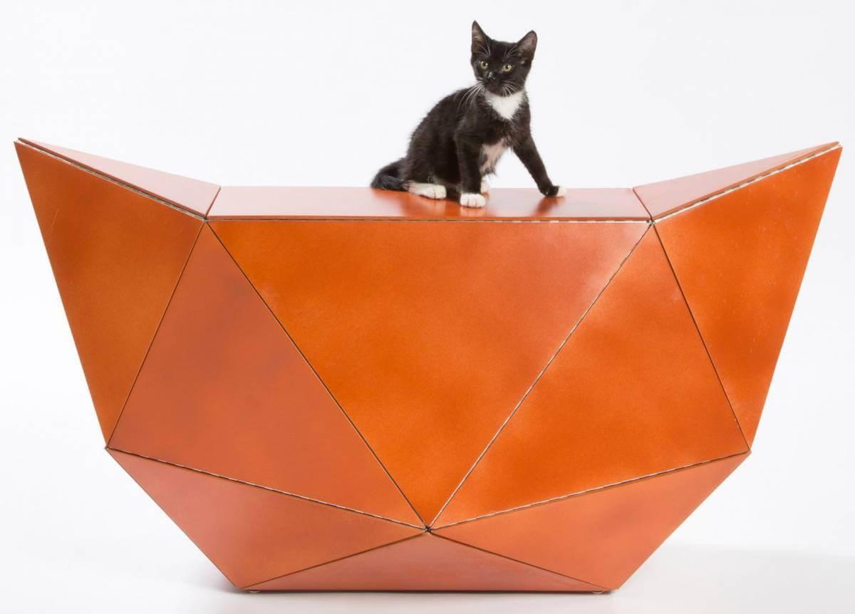 Архітектори з Лос-Анджелеса спроєктували стильні будиночки для бездомних котів