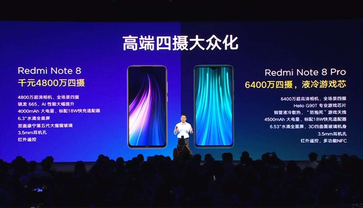 Порівняння цін на Xiaomi Redmi Note 7/8 Pro