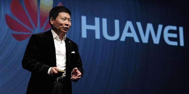 Річард Ю презентує нові моделі Huawei