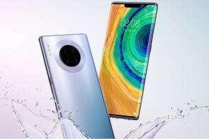 Технології Матч престижу. Huawei представила Mate 30 та Mate 30 Pro huawei кнр новина смартфони