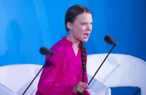 Життя Грета Тунберг: про що насправді говорила екоактивістка в ООН екологія клімат наука стаття у світі