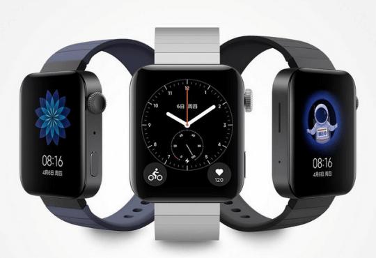 Технології Новинка Mi Watch – розумний годинник від Xiaomi xiaomi кнр новина Розумний годинник