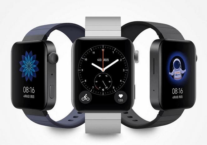 Новинка Mi Watch – розумний годинник від Xiaomi