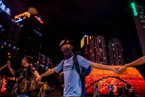 Гонконг як камінь спотикання