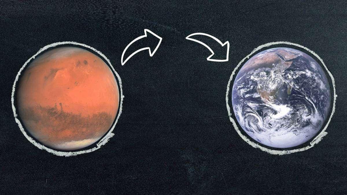 Як доставляти зразки з Марса на Землю? (відео)