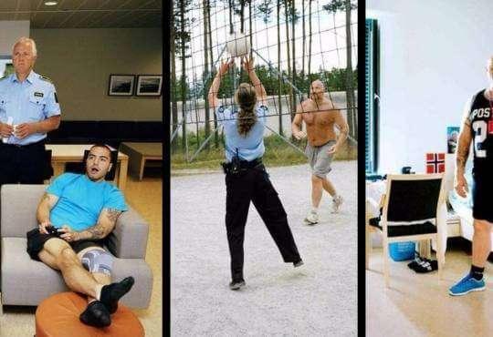Життя Чому норвезькі тюрми виглядають як готелі? (відео) embed-video відео норвегія