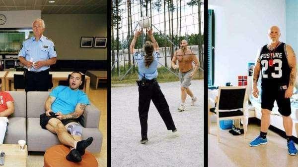 Чому норвезькі тюрми виглядають як готелі? (відео)