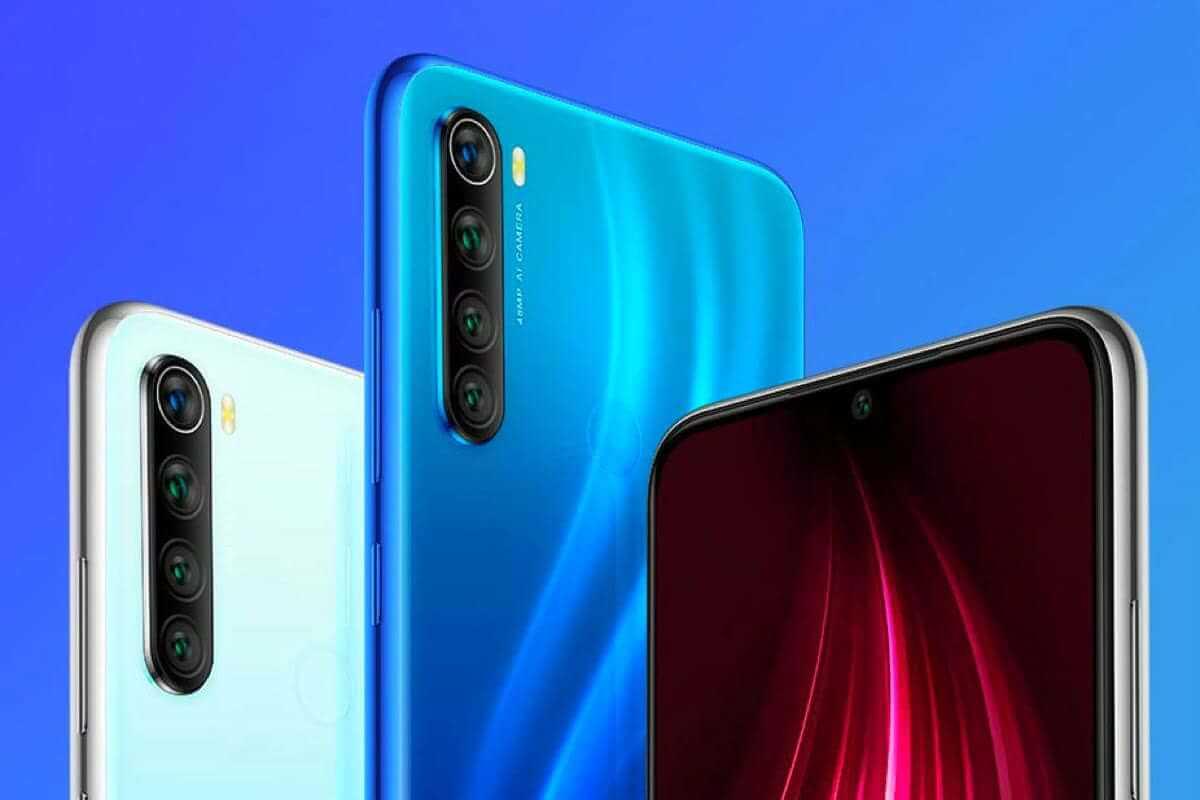 Камери на Xiaomi Redmi Note 8 Pro