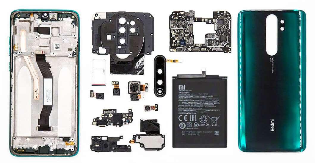 Акумулятор Xiaomi Redmi Note 8 Pro