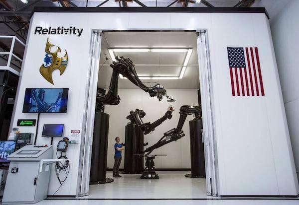 Компанія Relativity Space друкує ракети на 3D принтері