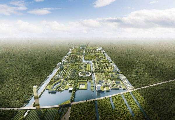 В Мексиці хочуть збудувати розумне місто без авто та хмарочосів