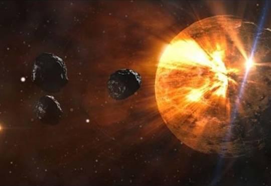 Життя Панспермія. Життя, що мандрує між галактиками космос новина у світі