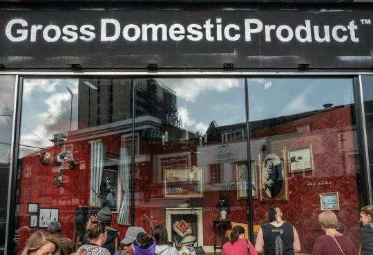 Життя Скандальний британський художник Banksy відкриє онлайн-магазин британія Виставка новина у світі