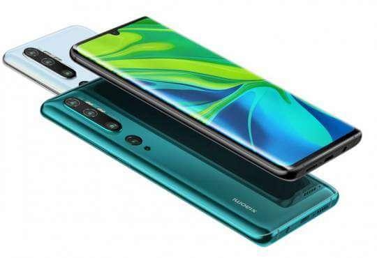 Технології Xiaomi Mi Note 10: ціна і характеристики android nfc xiaomi кнр огляд смартфони