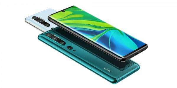 Xiaomi Mi Note 10: ціна і характеристики
