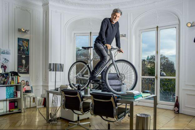 У Франції презентували новий е-велосипед Angell