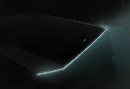 Життя У Tesla готуються до презентації електропікапа Cybertruck cybertruck tesla електромобіль ілон маск новина у світі