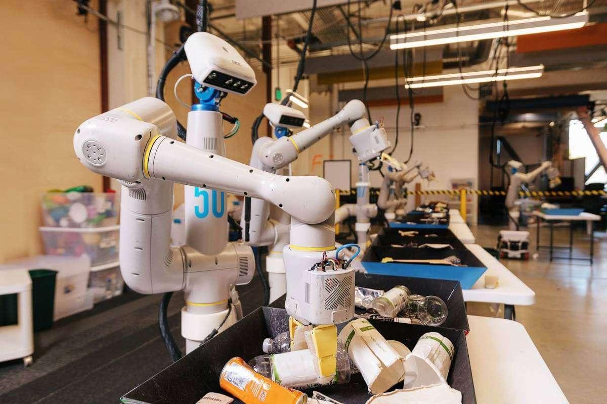 Сьогодні він сортує сміття, а завтра дасть фору Boston Dynamics