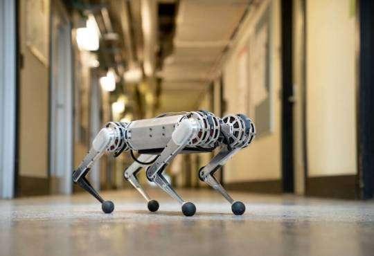 Технології Залізний гепард. Вітайте робота, що грає в футбол і робить сальто новина роботи сша