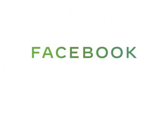 Інтернет Компанія Facebook оновлює логотип facebook Дизайн новина