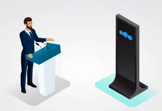 Технології Як людина та робот дискутували про загрози штучного інтелекту безпека наука роботи стаття у світі штучний інтелект