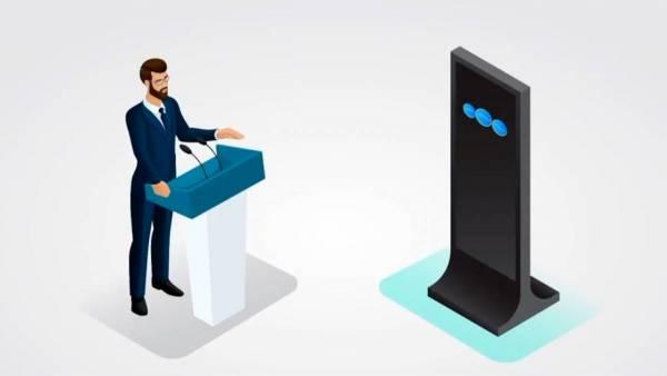Як людина та робот дискутували про загрози штучного інтелекту