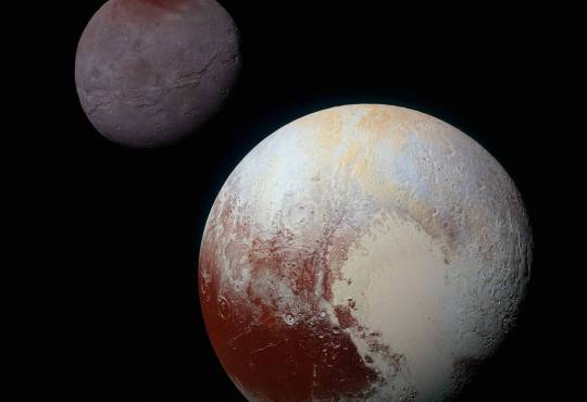 Технології NASA відправить дослідницький зонд на орбіту Плутона nasaкосмосновинапланетау світі