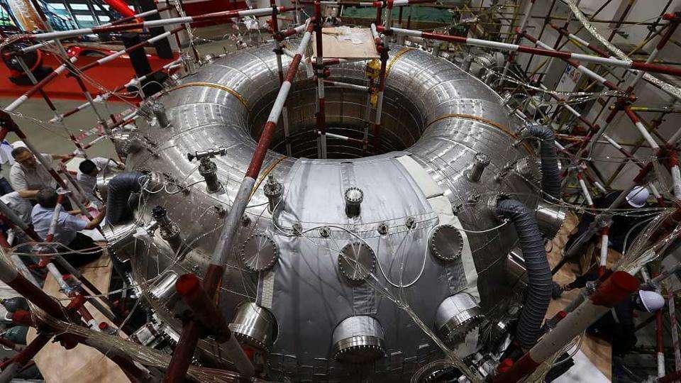 Саме цей «бублик» витримуватиме 200 млн градусів
