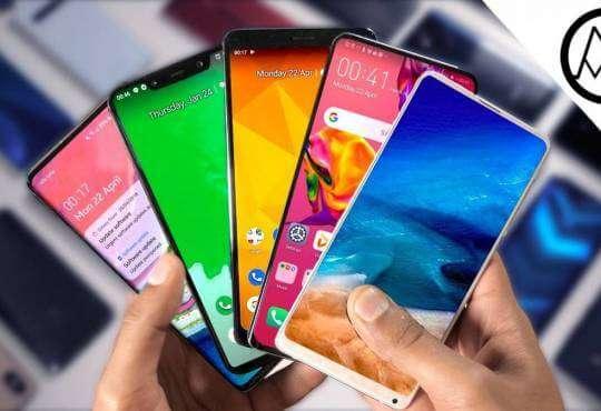 Технології Топ-5 бюджетних смартфонів 2019 року huawei lenovo motorola xiaomi добірка поради смартфони україна