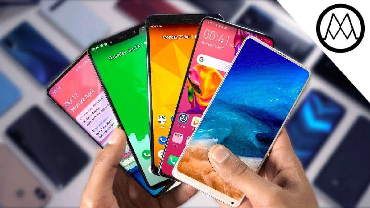 Топ-5 бюджетних смартфонів 2019 року
