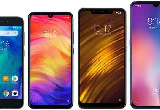 Технології Які смартфони випустила Xiaomi 2019 року xiaomi добірка смартфони стаття