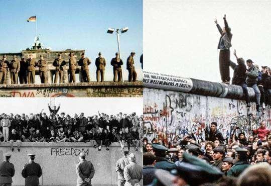 Життя Помилка, яка повалила Берлінську стіну (відео) embed-video відео європа історія німеччина