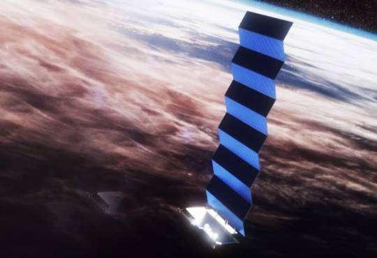Технології Як працює супутниковий інтернет Starlink від Ілона Маска? embed-video відео ілон маск космос супутник сша