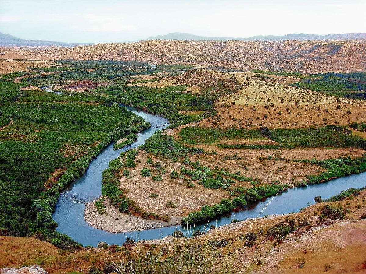 Чому висихають великі річки Іраку (відео)