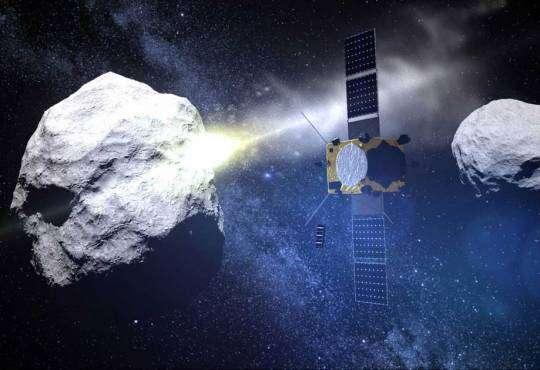 Технології Вперше в історії людство спробує змінити траєкторію астероїда nasa космос новина