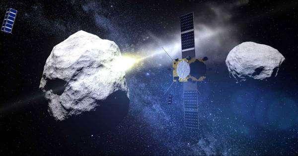 Вперше в історії людство спробує змінити траєкторію астероїда