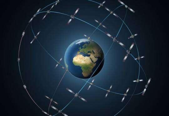 Технології Китай запустить власну альтернативу GPS кнрновинау світі