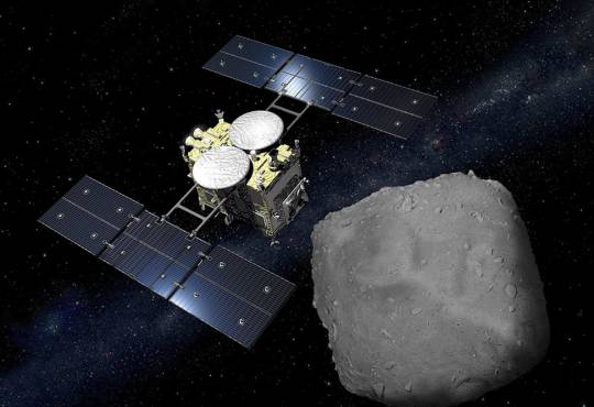 Життя Астероїд Бенну — вибухова небезпека для Землі nasa космос наука стаття