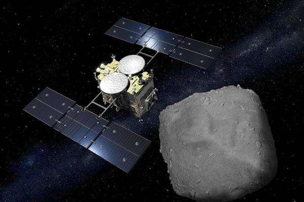 Астероїд Бенну — вибухова небезпека для Землі