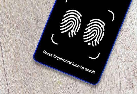 Технології Ультразвуковий зчитувач розпізнаватиме два відбитки пальців одночасно apple iphone безпека новина смартфони