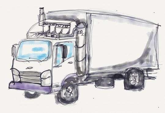 Технології Фільтр для вихлопних труб мінімізує вихлопи вантажівок екологія новина транспорт швейцарія