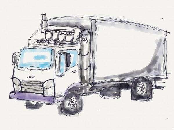 Фільтр для вихлопних труб мінімізує вихлопи вантажівок