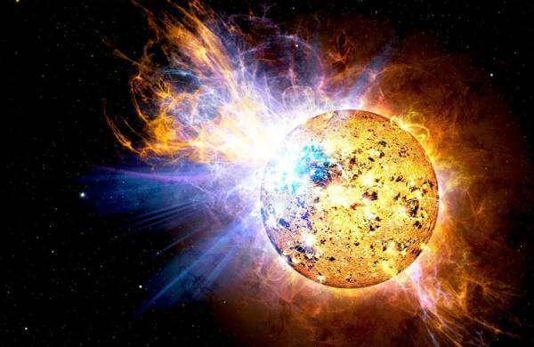 Вся правда про вибух зірки-супергіганта Бетельгейзе