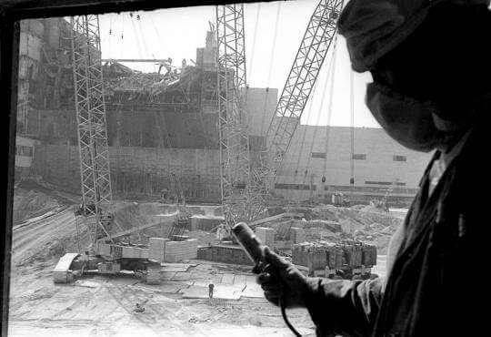 Технології До сталкера: перші роботи Чорнобиля безпека екологія історія СРСР стаття україна
