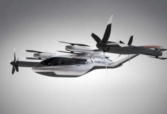 Технології Hyundai + Uber = електричне аеротаксі з майбутнього uber авіа авто новина у світі