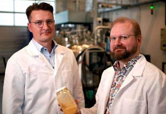 Технології Вчені змогли виготовити білок із повітря й води nasa екологія Їжа марс новина у світі